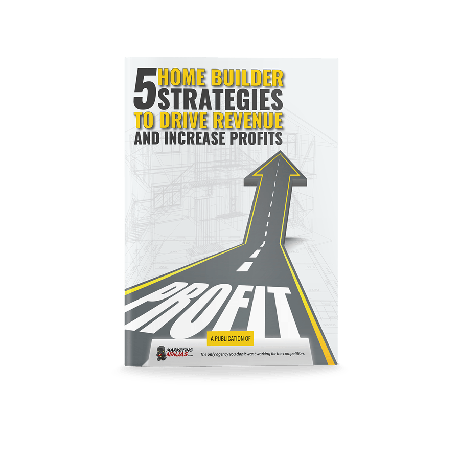 5 Home Builder Strategies to Drive Revenue and Increase Profits Cover Image