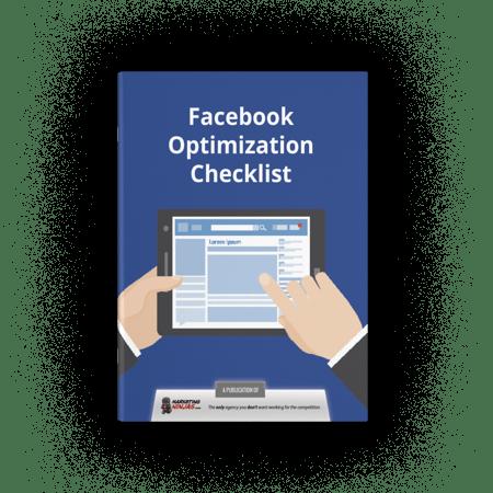 facebook optimization checklist cover image