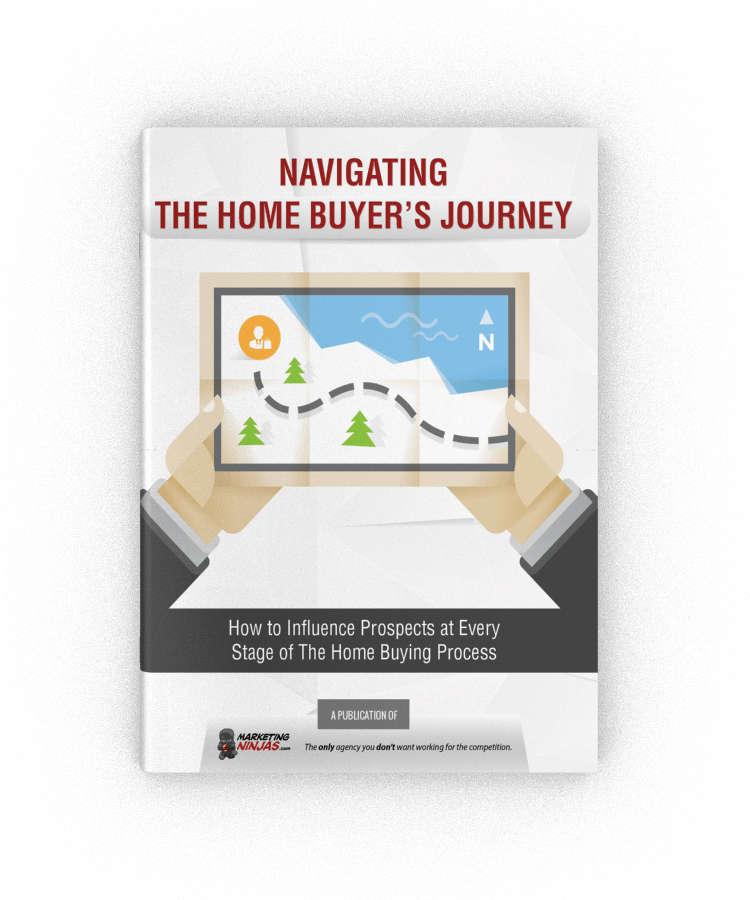 Navigating the Home Buyer's Journey eBook Cover Image
