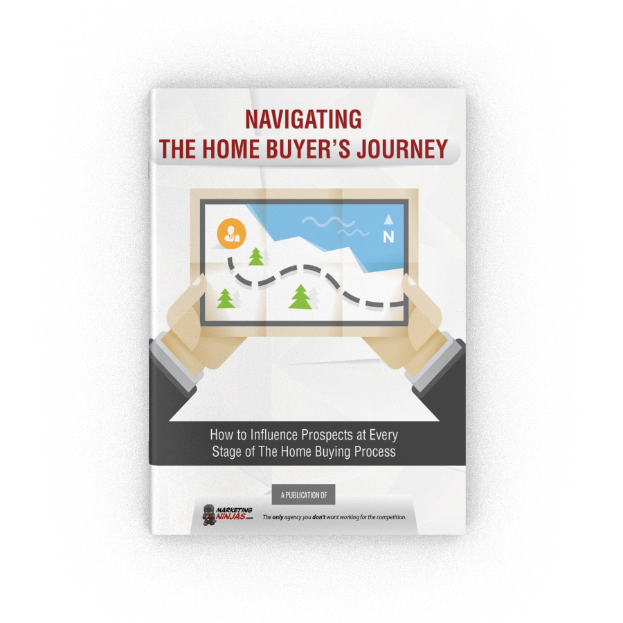 navigating the home buyers journey cover image